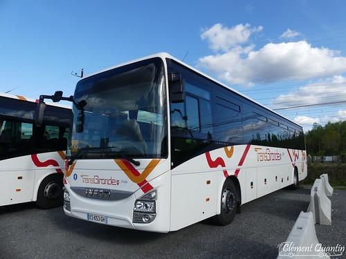 IVECO BUS Crossway Pop - 4478 - Citram Aquitaine
