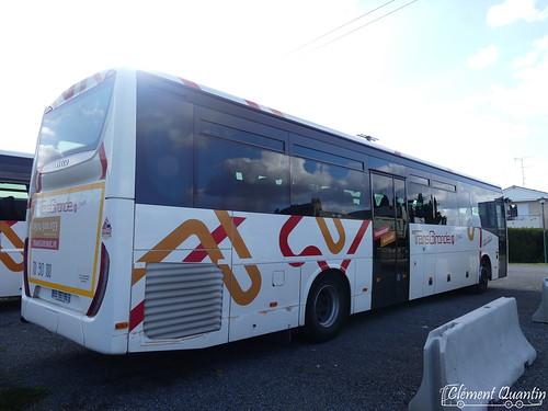 IVECO BUS Crossway Pop - 4456 - CFTI Transports David
