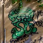 octopus? - https://www.flickr.com/people/53407766@N00/