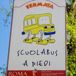walking school bus stop! - https://www.flickr.com/people/53407766@N00/