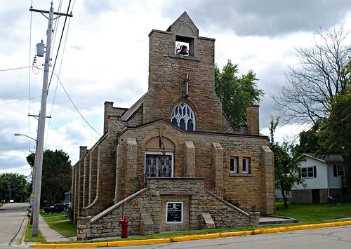Grace United Methodist Church - Ridgeway, Wisconsin