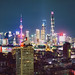 Shanghai Skyline HDR