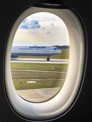 Munich Airfield, Airbus A340-600