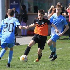 Junioren B - FC Gerzensee 07.04.18