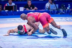 1st Place Match: J`Den Cox (United States) over Alireza Mohammad Karimimachiani (Iran)  •  Dec 4-0 - 2019 World Championships