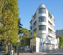 Immeuble de G.-H. Pingusson (Boulogne-Billancourt)