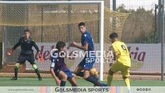 Cadetes. Villarreal CF - Levante UD (22/09/2019), Jorge Sastriques