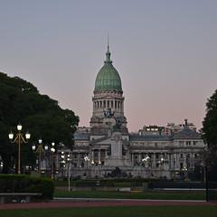 Argentina - Buenos Aires - Congreso de la Nación