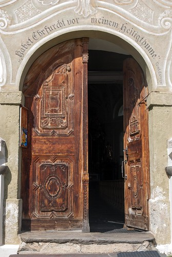 Kirche in Anras