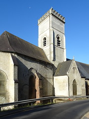 Église Saint-Jean-Baptiste (Houdain) - Photo of Chocques