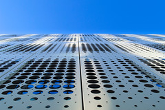 DSC_9438  modern facade - abstract achritecture (Manchester)