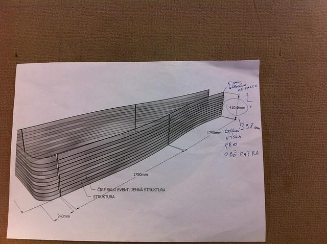 návrh designu od architekta