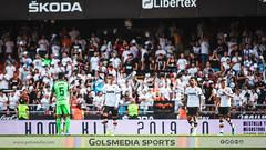 Valencia CF - Club Deportivo Leganés. Jornada 5 (Carla Cortés)