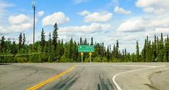 Gakona to North Pole, Alaska