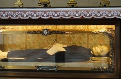 Purported body of saint, Basilica di San Domenico, Bologna (1)