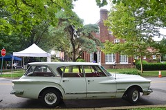 Plymouth Valiant Wagon