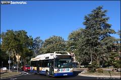 Heuliez Bus GX 317 GNV – Tisséo n°0305