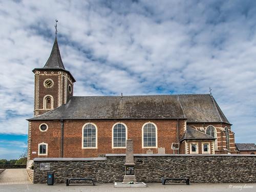 Hoeleden, Sint-Amanduskerk.