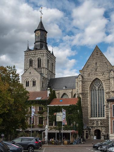 Tienen, Sint-Germanuskerk.