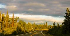 North Pole to Gakona, Alaska