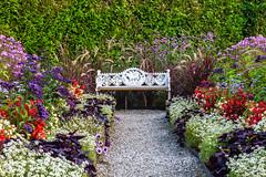 The Garden At Pineland Farm