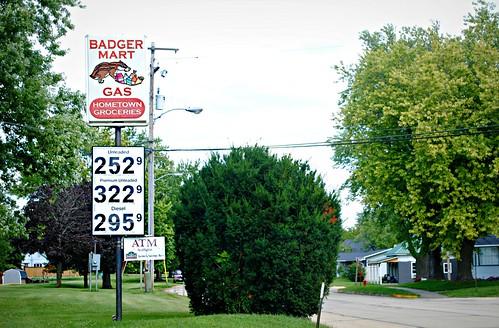 Badger Mart - Ridgeway, Wisconsin