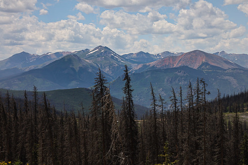Red Mountain near Lake City, Colorado
