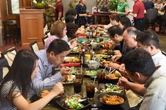 PIEF (Pyeongtaek International Exchange Foundation) Tour - U.S. Army Garrison Humphreys, South Korea -  18 Sept. 2019