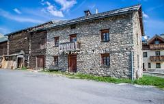 Livigno (SO), 2019, Architettura tradizionale.
