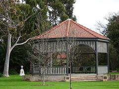 Rotunda in Green Grass
