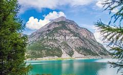 Livigno (SO), 2019, Lago del Gallo o Lago di Livigno.