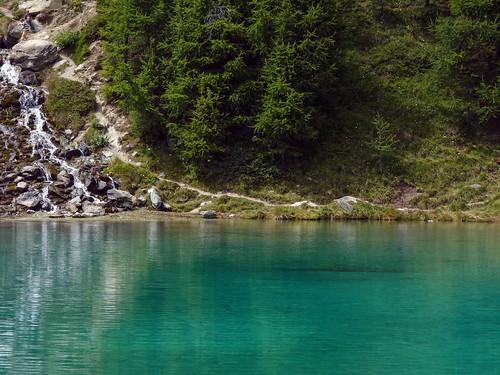 Le Lac Bleu (2.091 m)