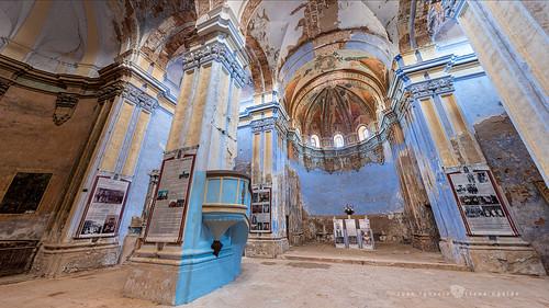 Moyuela - Ermita de San Clemente Int.360º (click on the link for the 360º view)