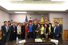 Paengseong Merchant Association - U.S. Army Garrison Humphreys, South Korea -  23 Sept. 2019