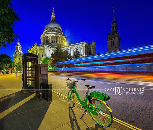 St Paul's Cathedral - London, UK