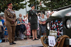 Brunssum Liberation 75th Anniversary Ticker Tape Parade