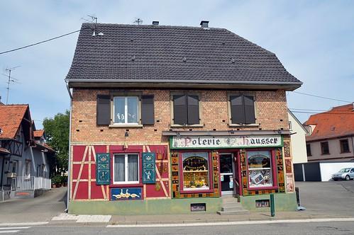 Töpferei ist in Soffelheim Tradition