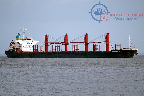 Navio CRYSTALGATE (Bulk Carrier)