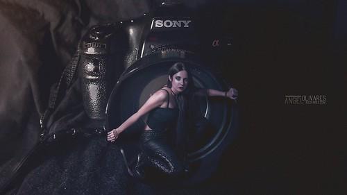 Camara Sony - Diminuta