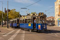 Amsterdam Haarlemmermeerstation EMA tram 465-946