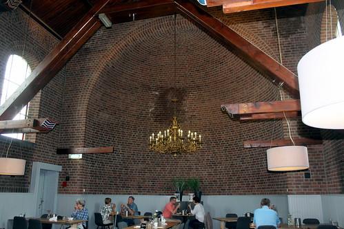 The breakfast chapel