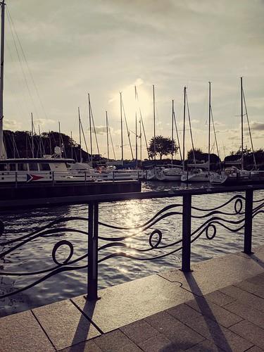 Hafen in Niendorf ☺️