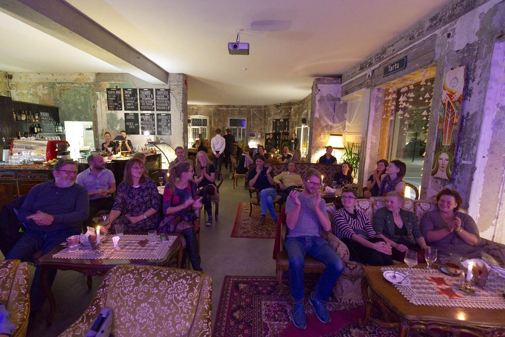 Jazz.ee ja Võru Jazziklubi LIVE | Leibur / Laas / Rebane