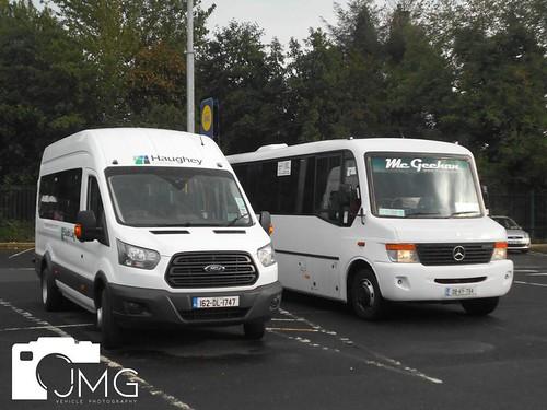 Ford Transit & Mercedes Benz Vario 0 813 Euro V33