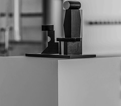 MAN AND DOG BY ED MILIANO [SCULPTURE IN CONTEXT 2019]-156245