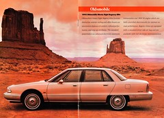 1993 Oldsmobile Ninety Eight Regency Elite