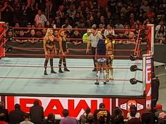 WWE Raw Chase Center September 23, 2019