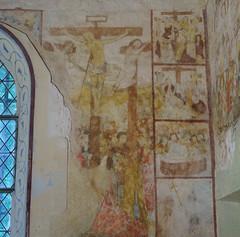 2772 Fresques de l'église Saint-Férréol
