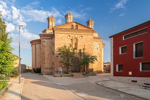Moyuela - Ermita de San Clemente