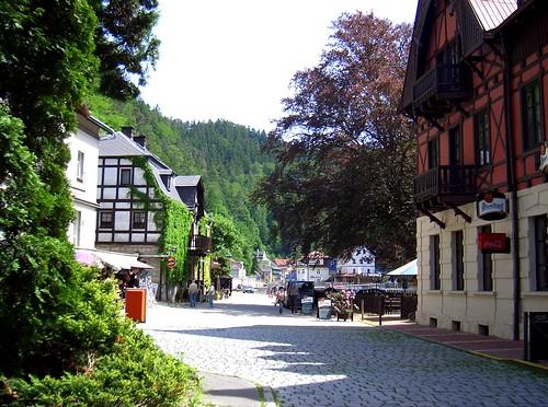 Hrensko, Czech Republik